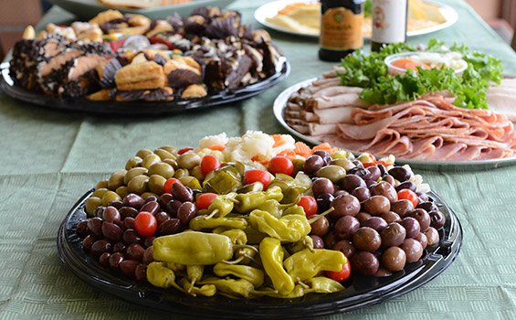 Image of Party Trays