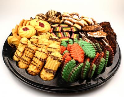 Italian Cookie Tray