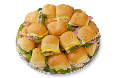 Slider Party Tray