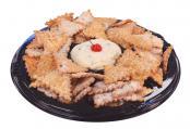 Cannoli Chip Tray